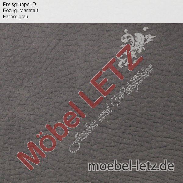 Zehdenick Dakota Polstergarnitur In Grau Mobel Letz Ihr Online Shop