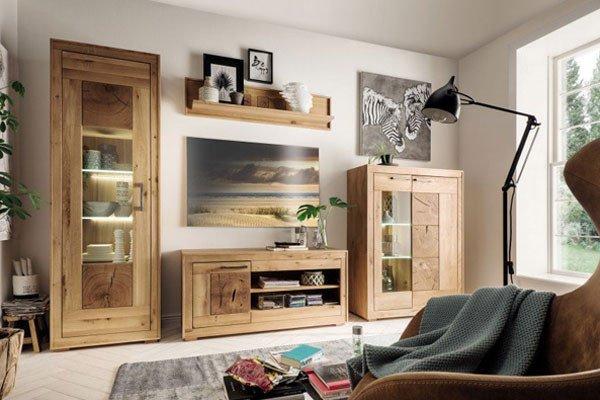 Pure Natur Wohnzimmer