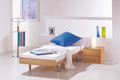 Function & Comfort von Hasena - Clipu Ausziehbett 2-teilig weiß