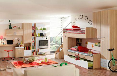 e t two plus prenneis jugendm bel apfel wei m bel letz ihr online shop. Black Bedroom Furniture Sets. Home Design Ideas