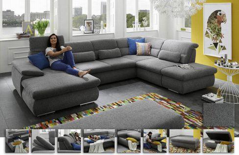 wohnlandschaft daylight von megapol polsterm bel m bel letz ihr online shop. Black Bedroom Furniture Sets. Home Design Ideas