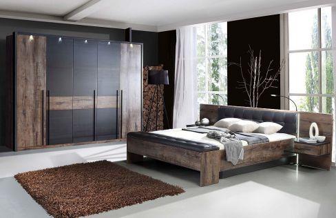 Bellevue von Forte - Schlafzimmer Schlammeiche/ Schwarzeiche