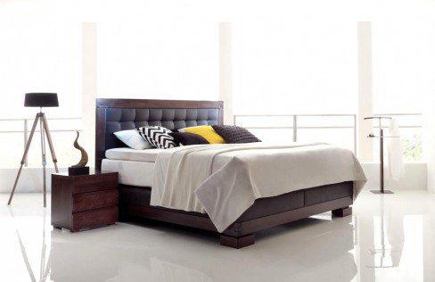 hasena massiva boxspringbett buche schoko m bel letz. Black Bedroom Furniture Sets. Home Design Ideas