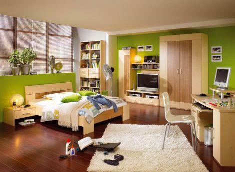 r hr bush vegas jugendzimmer kirsch ahorn m bel letz ihr online shop. Black Bedroom Furniture Sets. Home Design Ideas