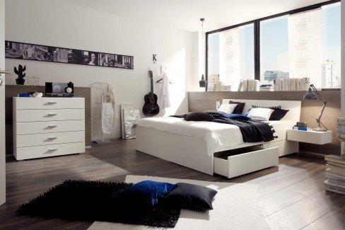 Function & Comfort von Hasena - Einzelbett Amigo stapelbar