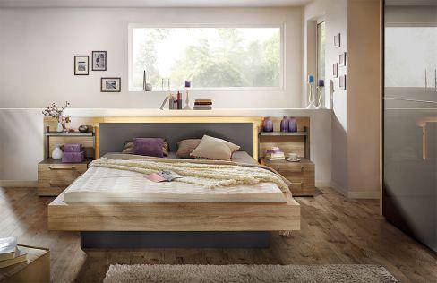nolte m bel lanova bett sonoma eiche m bel letz ihr online shop. Black Bedroom Furniture Sets. Home Design Ideas