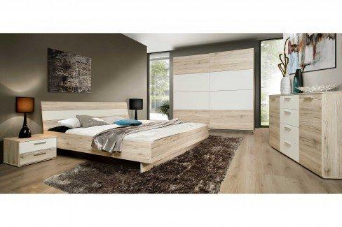 Valerie von Forte - Schlafzimmer Sandeiche weiß