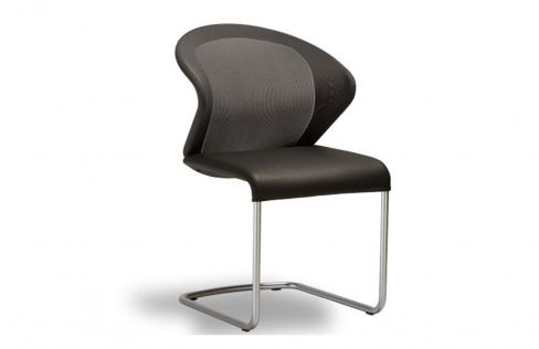 ronald schmitt rondio rst 162 stuhl schwarz m bel letz. Black Bedroom Furniture Sets. Home Design Ideas