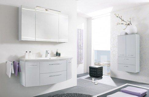 Cassca von Pelipal - Badezimmer in Anthrazit
