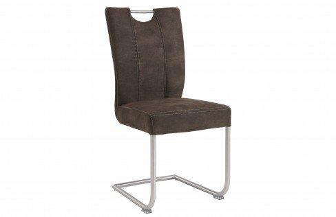 stuhl 4661 braun von niehoff sitzm bel m bel letz ihr. Black Bedroom Furniture Sets. Home Design Ideas