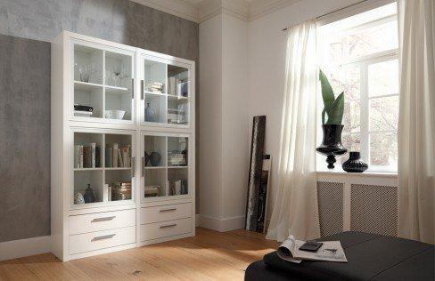 vitrine como wei von cs schmalm bel m bel letz ihr online shop. Black Bedroom Furniture Sets. Home Design Ideas
