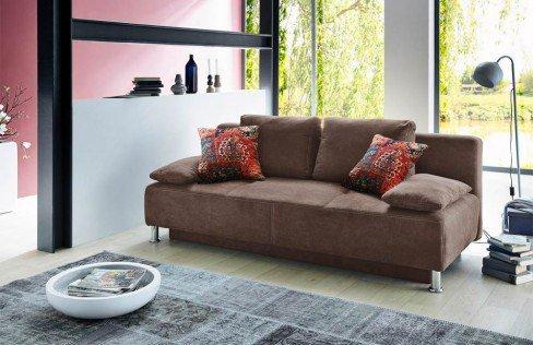 kollekiton letz daria schlafsofa braun m bel letz ihr online shop. Black Bedroom Furniture Sets. Home Design Ideas