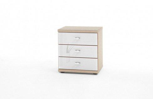 wiemann miro konsole glasfront wei m bel letz ihr online shop. Black Bedroom Furniture Sets. Home Design Ideas