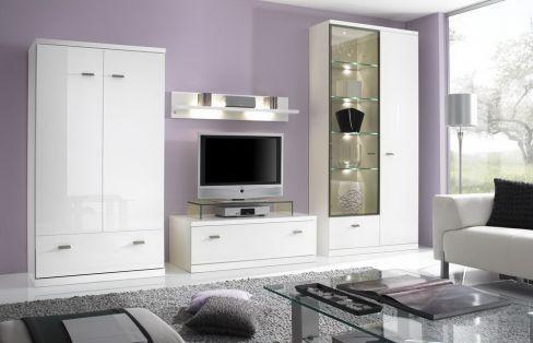 nehl armadi schrankbett wei hochglanz m bel letz ihr. Black Bedroom Furniture Sets. Home Design Ideas