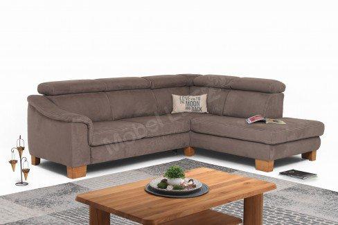carina heaven polsterecke in braun m bel letz ihr online shop. Black Bedroom Furniture Sets. Home Design Ideas