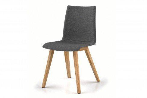 stuhl tetra rst 65 grau von ronald schmitt m bel letz. Black Bedroom Furniture Sets. Home Design Ideas