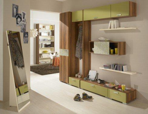 rudolf wohnwand zwetschge creme pistazie m bel letz ihr online shop. Black Bedroom Furniture Sets. Home Design Ideas