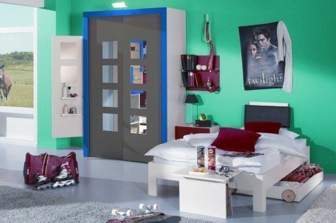 rudolf fiftytwo jugendzimmer creme grau blau m bel letz ihr online shop. Black Bedroom Furniture Sets. Home Design Ideas
