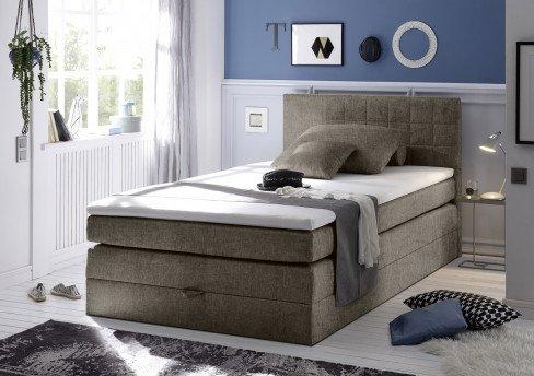 boxspringbett hawaii von black red white 140 x 200 cm mit bettkasten m bel letz ihr online shop. Black Bedroom Furniture Sets. Home Design Ideas