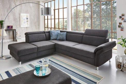 sit more avignon eckgarnitur anthrazit m bel letz. Black Bedroom Furniture Sets. Home Design Ideas