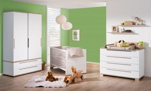 paidi babyzimmer set carlo wei fichte m bel letz ihr. Black Bedroom Furniture Sets. Home Design Ideas