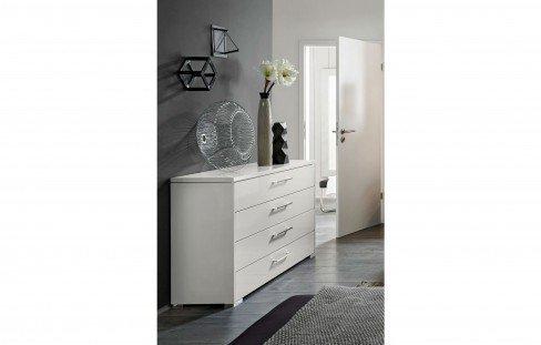 loddenkemper maximum kommode hochglanz wei m bel letz ihr online shop. Black Bedroom Furniture Sets. Home Design Ideas