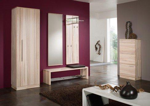 bienenm hle garderobe talis 3 teilig m bel letz ihr online shop. Black Bedroom Furniture Sets. Home Design Ideas