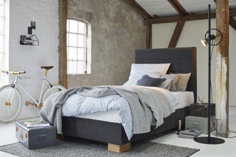 boxspringbett figarow von schlaraffia liegefl che ca 100 x 200 cm m bel letz ihr online shop. Black Bedroom Furniture Sets. Home Design Ideas
