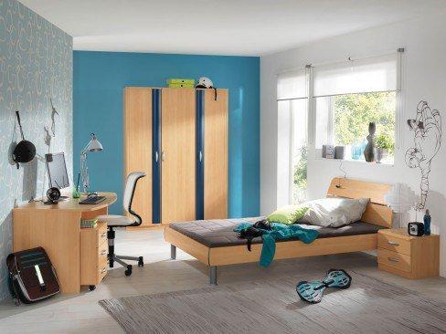 welle marius jugendzimmer buche blau m bel letz ihr online shop. Black Bedroom Furniture Sets. Home Design Ideas