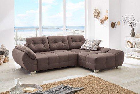 jockenh fer ruby ecksofa in braun m bel letz ihr online shop. Black Bedroom Furniture Sets. Home Design Ideas