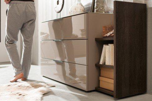 nolte concept me kommode terrabraun m bel letz ihr. Black Bedroom Furniture Sets. Home Design Ideas