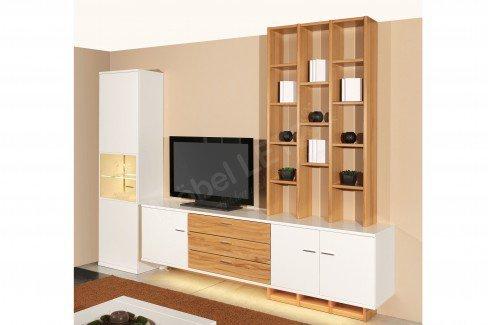 rietberger wohnwand cremona 21479 mit beleuchtung m bel letz ihr online shop. Black Bedroom Furniture Sets. Home Design Ideas