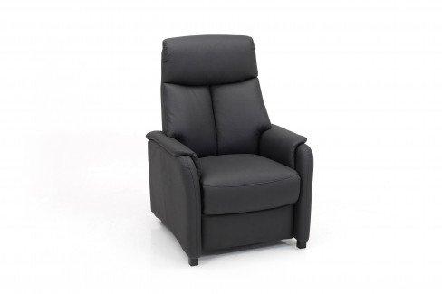 skandinavische m bel dilja funktionssessel in schwarz. Black Bedroom Furniture Sets. Home Design Ideas