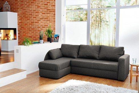 jockenh fer polsterm bel capri eckgarnitur in braun m bel letz ihr online shop. Black Bedroom Furniture Sets. Home Design Ideas