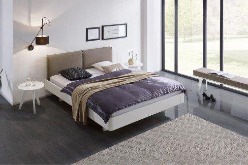 fine line hasena holz bett airo buche wei m bel letz ihr online shop. Black Bedroom Furniture Sets. Home Design Ideas