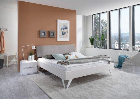 include dico m bel bett buche wei lackiert m bel letz ihr online shop. Black Bedroom Furniture Sets. Home Design Ideas