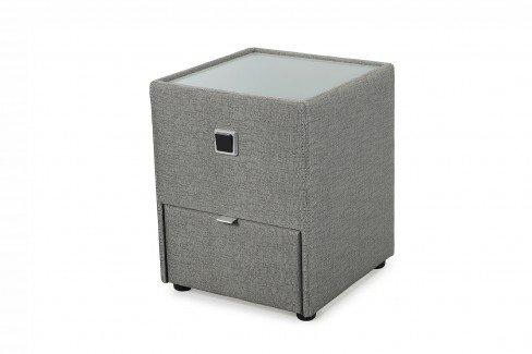 jockenh fer nachtkonsole lancy mit beleuchtung schublade m bel letz ihr online shop. Black Bedroom Furniture Sets. Home Design Ideas