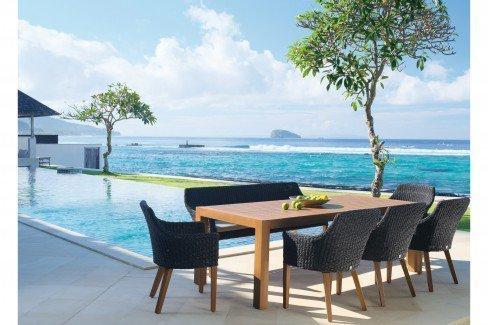 mbm gartentisch madrigal aus resysta m bel letz ihr online shop. Black Bedroom Furniture Sets. Home Design Ideas