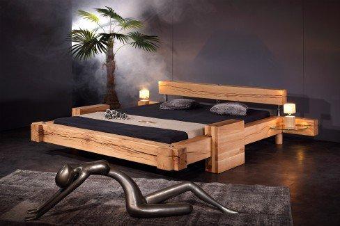 sprenger klotz bett sumpfeiche ge lt m bel letz ihr online shop. Black Bedroom Furniture Sets. Home Design Ideas