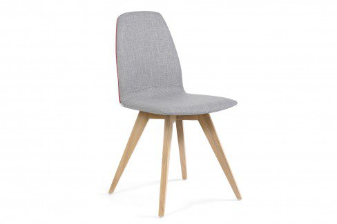 mobitec stuhl mood 11 bi zweifarbig eiche silver rot m bel letz ihr online shop. Black Bedroom Furniture Sets. Home Design Ideas