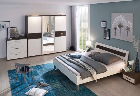 priess komplettschlafzimmer riva 4 teilig wei m bel letz ihr online shop. Black Bedroom Furniture Sets. Home Design Ideas