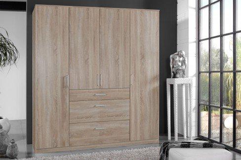 Click von Wimex - Schrank Eiche Holznachbildung