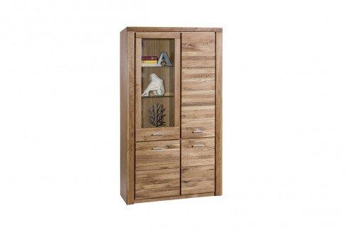 elfo m bel vitrine tabea wildeiche ge lt m bel letz ihr online shop. Black Bedroom Furniture Sets. Home Design Ideas