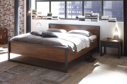 Detroit von IMV Steinheim - Schlafzimmer-Set Stirling Oak