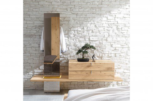 Thielemeyer Cubo Garderobe Hängend Aus Holz Möbel Letz Ihr Online Shop