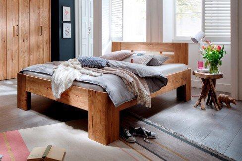 Rödvig von Cinall - Schlafzimmer-Set 4-teilig Wildeiche