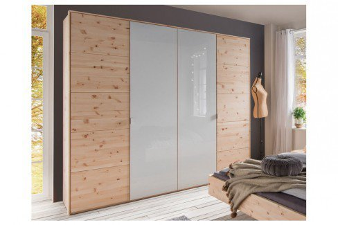 pure natur arve zirbenholz schrank 4 t rig m bel letz ihr online shop. Black Bedroom Furniture Sets. Home Design Ideas