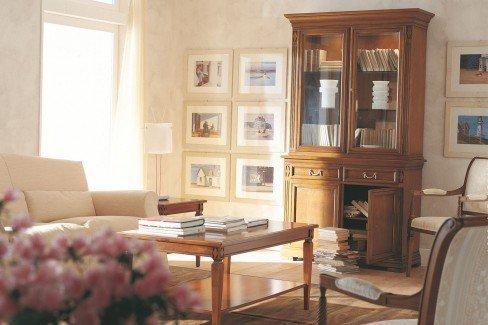 Villa Borghese von Selva Timeless - Schrank im Antiklook/ 3türig