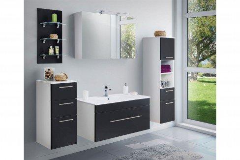 Viva von Posseik - Badezimmer weiß/ Beton