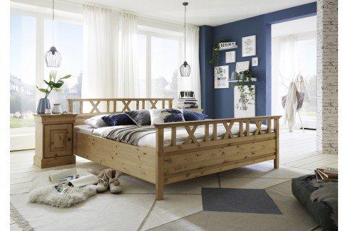Rimini von Gomab - Schlafzimmer-Kombination aus Polarkiefer
